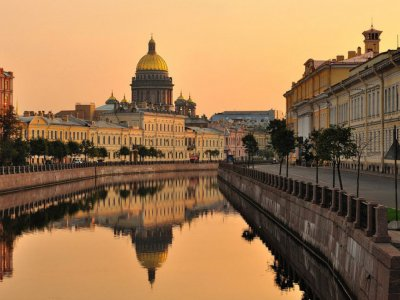 The International Housing Congress will be held on October 5-9 in Saint Petersburg