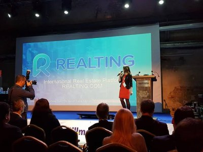 Realting.com Took Part in PropTechRiga2018 International Startup Forum