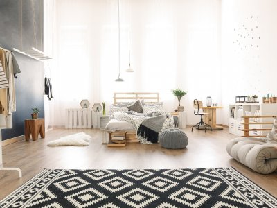 What does the term «studio apartment» mean?
