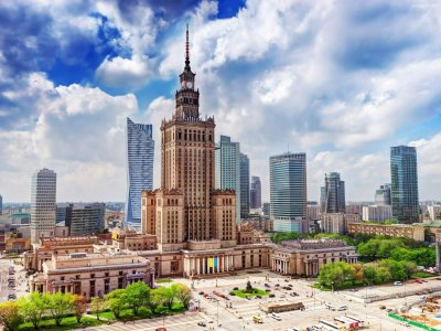 Smart Warsaw: why the Polish capital isconsidered the most comfortable city inEurope