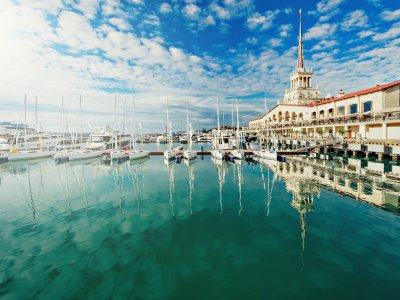 The many-sided Sochi: features ofthe city, prospects for investment inreal estate